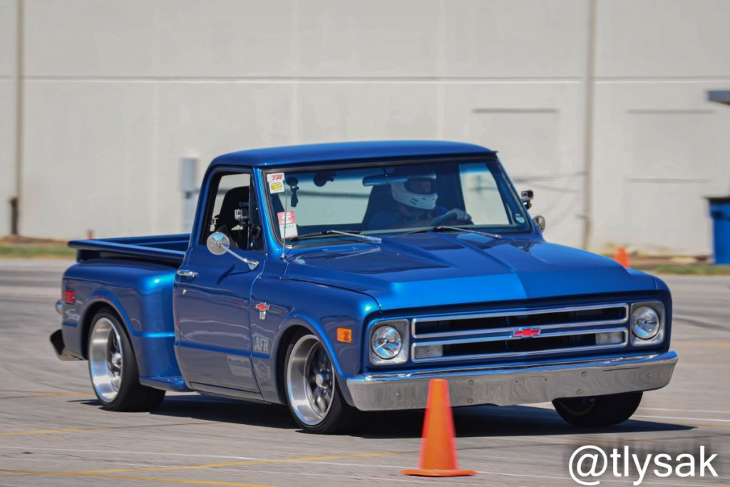 Matt Kenner autocross C10 Truck by Terry Lysak 6