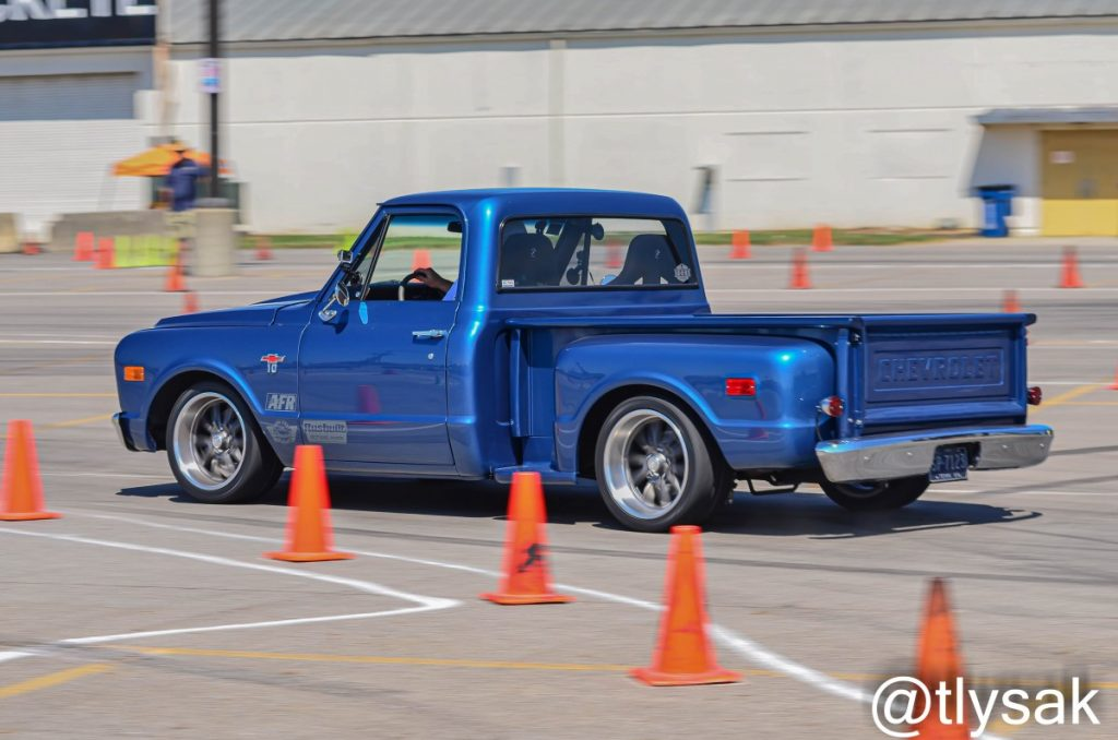 Matt Kenner autocross C10 Truck by Terry Lysak 7