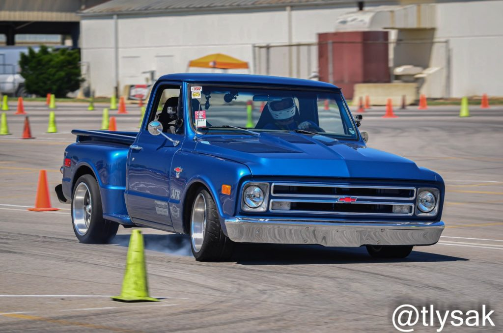 Matt Kenner autocross C10 Truck by Terry Lysak 8
