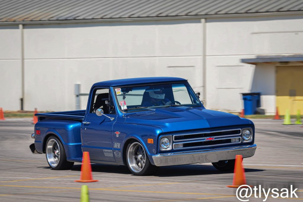 Matt Kenner autocross C10 Truck by Terry Lysak 9