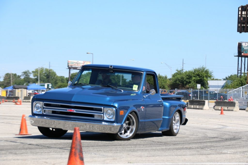 Matt Kenner autocross C10 photo by Jason Wilcox 3