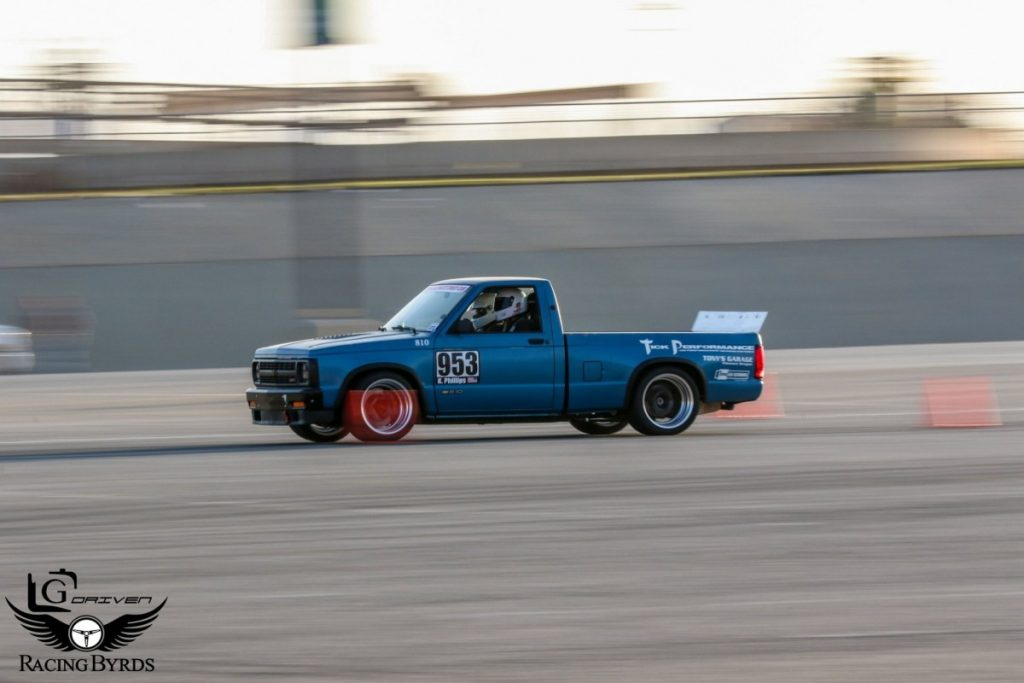 Kevin Phillips autocross S10 NMCA pic 3