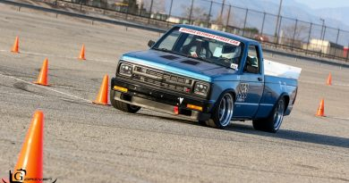 Kevin's autocross S10