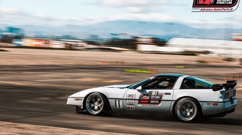 Chris Ramey 1987 C4 Corvette Optima Ultimate Street Car LVMS 2020