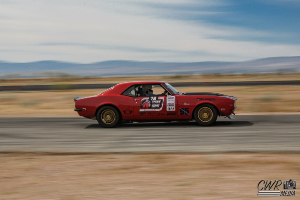 AutoXandTrack 1968 Camaro panning autocross CWR Willow Day 1-9
