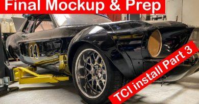 Mustang TCI install Part 3 thumbnail
