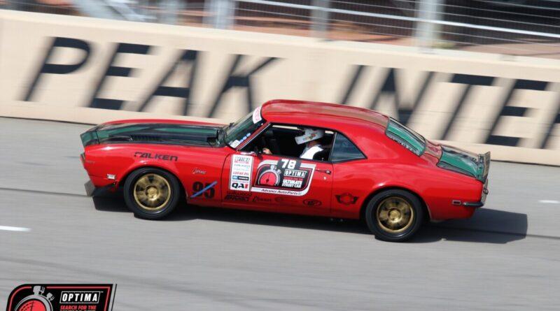 Chad Ryker pro touring Camaro USCA PPIR 1